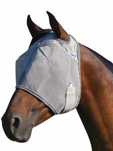 Cashel Crusader Premium Fly Mask Standard Without Ears CFMS