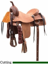 ** SALE ** Cashel Kids Cutting Saddle SA-CKCU-12