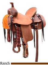 ** SALE ** Cashel Kids Ranch Saddle SA-CKRA-12