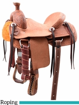 Cashel Kids Roping Saddle SA-CKRO-12