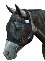 Cashel Quiet Ride Fly Mask Standard Without Ears QRS