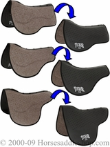 Cavallo Reversible Saddle Pads by Toklat for Tucker ptk11-41xx
