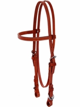 Circle Y Browband Headstall with Bit End Buckles 136-5804
