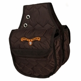 Circle Y Insulated Saddle Bag 4704-00