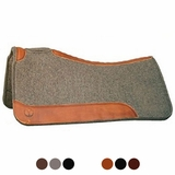 Circle Y Standard Square Wool Felt Saddle Pad 59