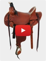 Colorado Saddlery's Continental Divide Stockman Saddle 0-6 Video Review