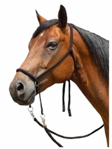 Courts Bitless Horse Bridle 111-8152-02