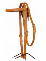 Courts Harness Leather Draft Headstall 100-8775