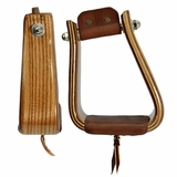 Don Orrell Angled Stirrups