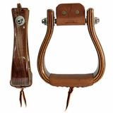 Don Orrell Flat Bottom Stirrups