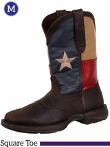 Durango Mens Patriotic Western Pull On Boot DB4446