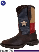 Men's Durango Texas Western Pull On Boots DB4446