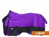 Extreme 1680D Waterproof Poly Turnout Sheet