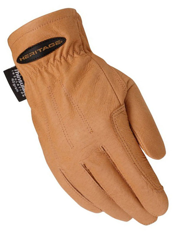 heritage cold weather gloves adult