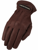 Heritage Deerskin Winter Trail Gloves HG284