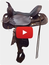 High Horse by Circle Y Mineral Wells Trail Saddle 6812 Video Review