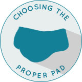 How to choose the proper saddle pad