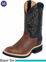 Men's Justin Paluxy Brown Tekno Crepe� Boots 5008