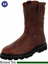 Justin Country Work Boot - Tan Premium 4905