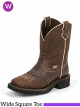 Justin Women's Brown Gypsy Boots L9618