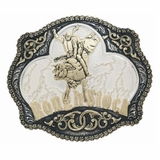 Crumrine Rough Stock Bull Rider Buckle C08669