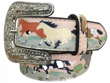 Nocona Painted Ponies Belt 4411497