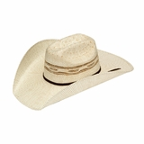 Twister Two Tone Bangora Straw Cowboy Hat T71624