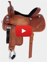 Martin Saddlery Crown C 97MDS Video Review