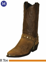 Men's Abilene Brown Boots 3012