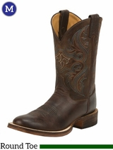 Men's Justin Lahoma Boots BR338