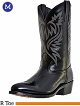 Men's Laredo Black London Boots 4210