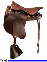 ** SALE ** Tucker Montreal Royal Trooper Trail Saddle 138