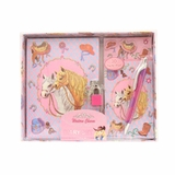 Pink Horse Diary Set 50316