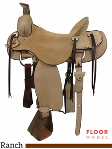 "SOLD 2017/07/17  PRICE REDUCED! 16"" Big Horn Cheyenne Ranch Rider 1954"