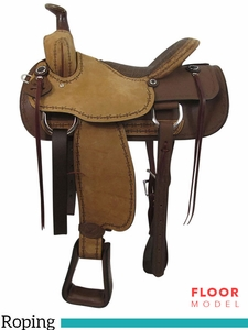 "PRICE REDUCED! 16"" Big Horn Ladies Choice Cow Girl Saddle 962"