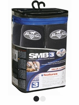 Professional's Choice SMB-3 Sports Medicine Boot, Front & Rear 4 Pack