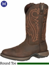 Men's Durango Rebel Chocolate Pull-On Boots DB5464
