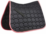 Roma Circle Quilt Dressage Saddle Pad 592746