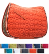 Roma Ecole Star Quilt Close Contact Saddle Pad
