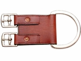 Royal King Leather 2-Buckle Western Girth Converter 52-612