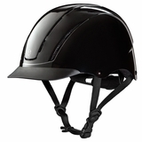 Troxel Spirit Black All-Purpose Riding Helmet 04-546
