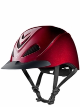 Troxel Liberty Ruby Low Profile Schooling Helmet 04-228