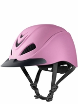 Troxel Liberty Pink Duratec Low Profile Schooling Helmet