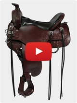 Tucker Horizon North Star Trail Saddle 263 Video Review