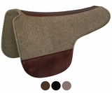 Tucker Round Skirt Wool Felt Saddle Pad 48 52 53