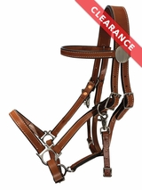 SOLD 2017/08/10  Tucker Standard Halter Bridle 114 CLEARANCE
