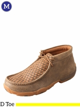 Twisted X Men's Bomber/Tan Driving Moccasins MDM0033