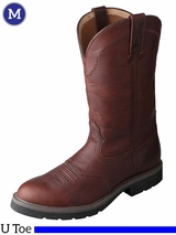 Twisted X Men's Cowboy Work Boot MCW0004