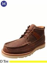 Twisted X Men's Oiled Saddle Casual Shoes MCA0007