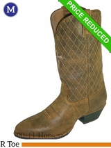 "Twisted X Men's Western 13"" R Toe Boots Bomber mwt0012 CLEARANCE"